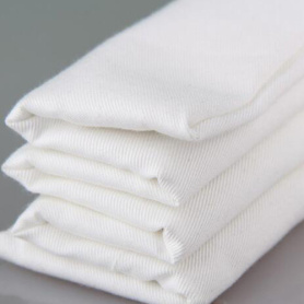 100% Cotton twill woven fabric