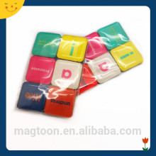 6 pcs letters magnet sets for kids