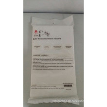 Filter Wolle Padding Blatt