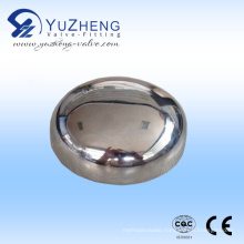 Stainless Steel Seamless 304/316 Cap