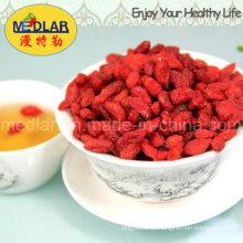 Nêspera Frutas Secas Ningxia Organic Goji Berry