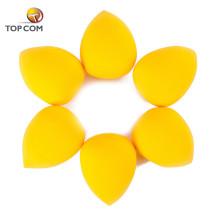 Puff de pó cosmético personalizado colorido ovo forma