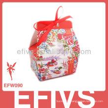 2013 Delicate Mandarin Duck Wedding Favor Box Wholesale