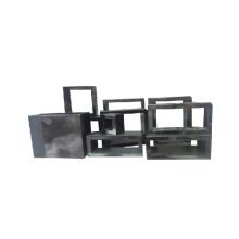 Качество Черного лака акриловый дисплей стенд (РМО-Р4)