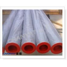Tubo de aço inoxidável sem costura A312 (304N, 304LN, 316N, 316LN, 316Ti)
