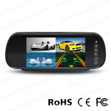 7-дюймовый TFT LCD монитор заднего зеркало заднего вида