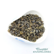 Pólvora de primera calidad de té verde (9372)