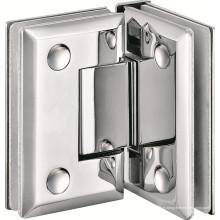 Hardware dobradiça da porta do vidro do chuveiro