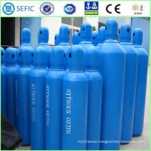 50L Seamless Steel High Pressure N2O Gas Cylinder (EN ISO9809)