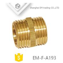 EM-F-A193 NPT doble conexión de tubería de adaptador de rosca macho