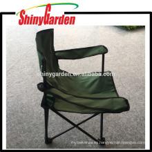 Silla plegables portátil al aire libre del patio del brazo que acampa cuádruple y silla de la pesca para los niños