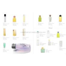 Empty Shampoo Hotel Bottle / Comodidades do Hotel