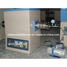 1400 Lab Vacuum Tube Furnace with Al2O3 Tube and Sealing Flange