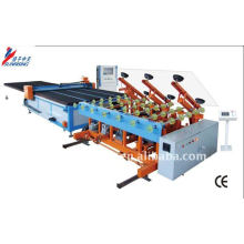 YZZT-2620 automático cnc máquina de corte de vidrio