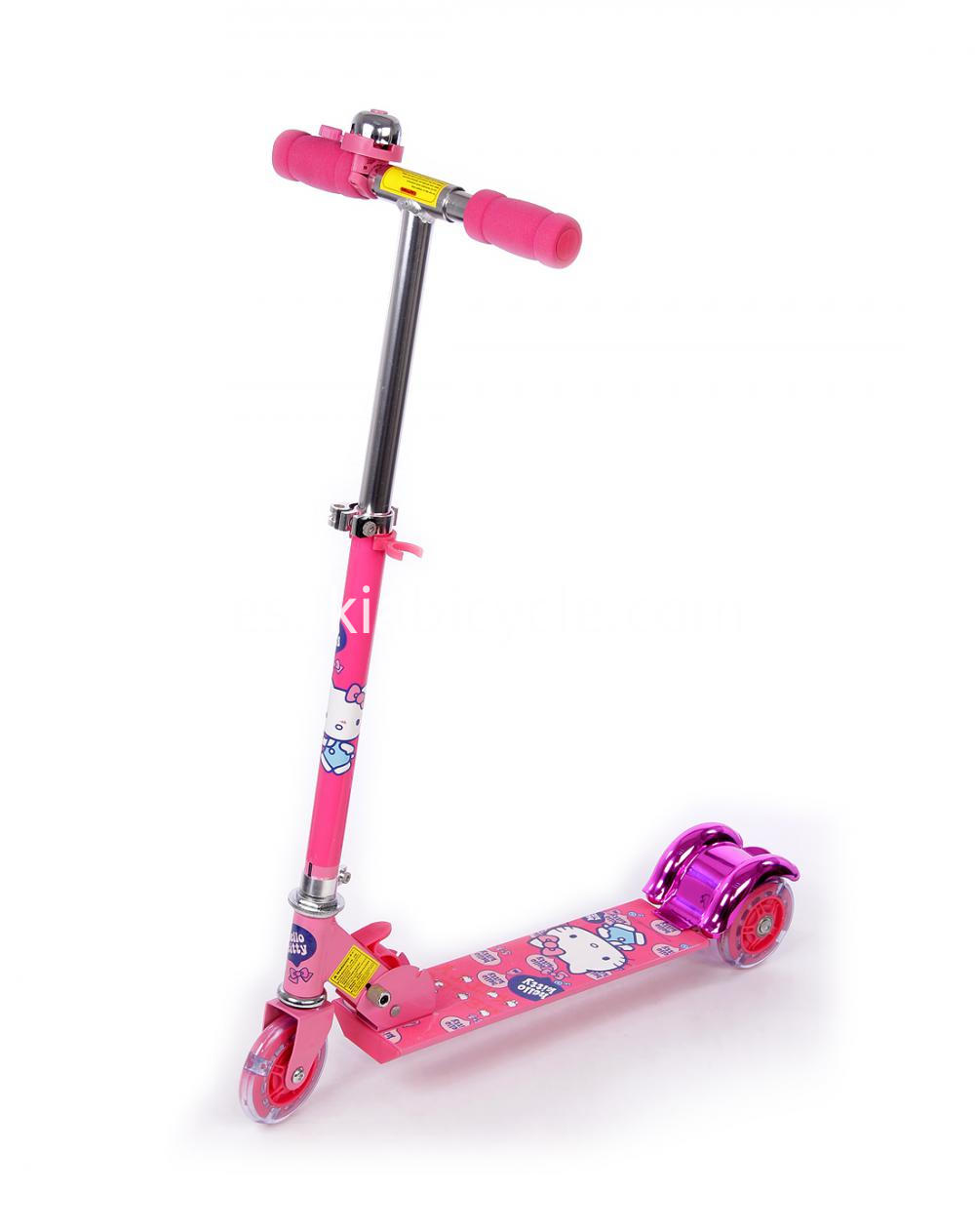 kitty scooter