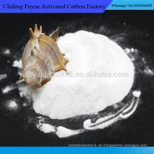 Feuerfestes Ziegelmaterial kalziniertes Aluminiumoxidpulver