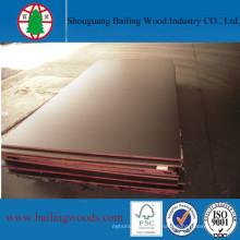 Os tamanhos completos de 18mm que bronzeiam o filme marinho concreto enfrentaram a madeira compensada