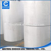 Verstärkte Spinnvliesstoffmatte für Bitumenmembran
