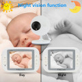 Amazon Hot Sell Wireless 3.5inch Baby Monitor