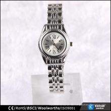 Sunray Dame Uhr zurück in Edelstahl, Farbe Uhr Legierung