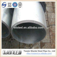 hot dip galvanized schedule 40 seamless carbon steel pipe price
