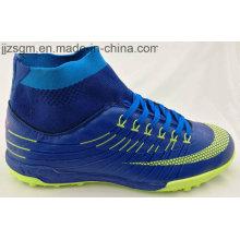 Nuevas llegadas fútbol / fútbol zapatos deportivos con Flyknit Sock