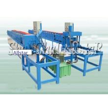 Obturador del rodillo ruedan formando la máquina/persiana que hace la máquina