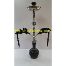 Venda por atacado de alta qualidade Iron Nargile Smoking Pipe Shisha Hookah