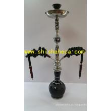Atacado de alta qualidade de ferro Nargile fumar cachimbo Shisha Hookah