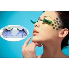 Makeup Art Performance Feather False Eyelashes