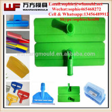 plastic mop head injection mould manufacture/OEM Custom injection mop head plastic mold