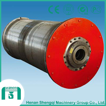 Durable Wire Rope Crane Drum for Winch