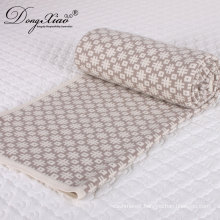 Unisex Cashmere Wool Spain Mat Baby Blanket Factory Or Manufacturer China Wholesale