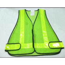 Reflective Vest with Hi Vis Crystal Tape