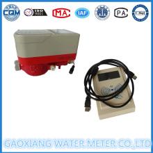 Multi Usuarios Multi Tarjetas Medidor de agua prepago público Dn15-Dn25