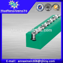 UHMWPE K type simplex Roller Chain guides
