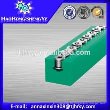 СВМПЭ K Тип симплексная цепь ролика направляющие