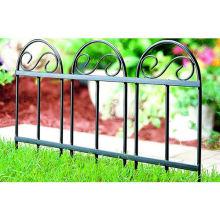 arcos de ferro ornamentais artística arcos pequeno jardim esgrima
