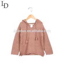 nouveau design garder chaud hoodies pull femme