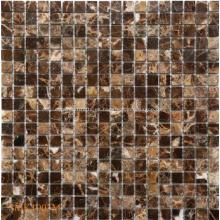 Mosaico de piedra de mosaico de alta calidad Mosaico de mármol