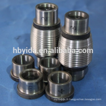Roue de filetage de précision des composants usinés par précision pour les barres d'armature en acier