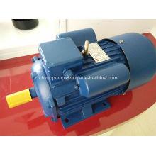 Motor eléctrico del arrancador del condensador de la fase de la serie de Yl