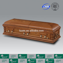 Luxes melhor vender/americano caixão de carvalho
