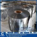 1.5mm silver aluminum foil self adhesive asphalt sealing tape