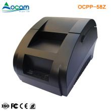 Impresora termal de la posición de OCPP-58Z 58m m con el adaptador de corriente incorporado para el recibo