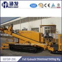 Equipo de perforación sin excavación 200kn Hfdp-20L HDD