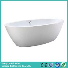 Nice Design Acrylic Cheap Freestanding Bathtub (LT-28D)