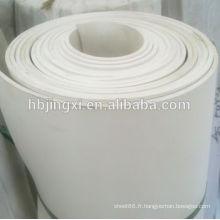 Rouleau doux en PVC blanc