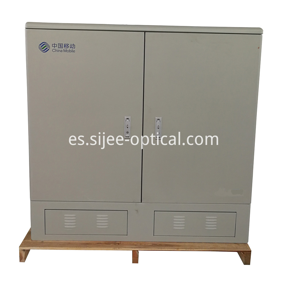 Fiber Connection Cabinet