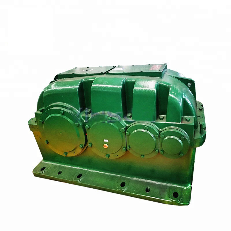 Worm speed reducer gearbox